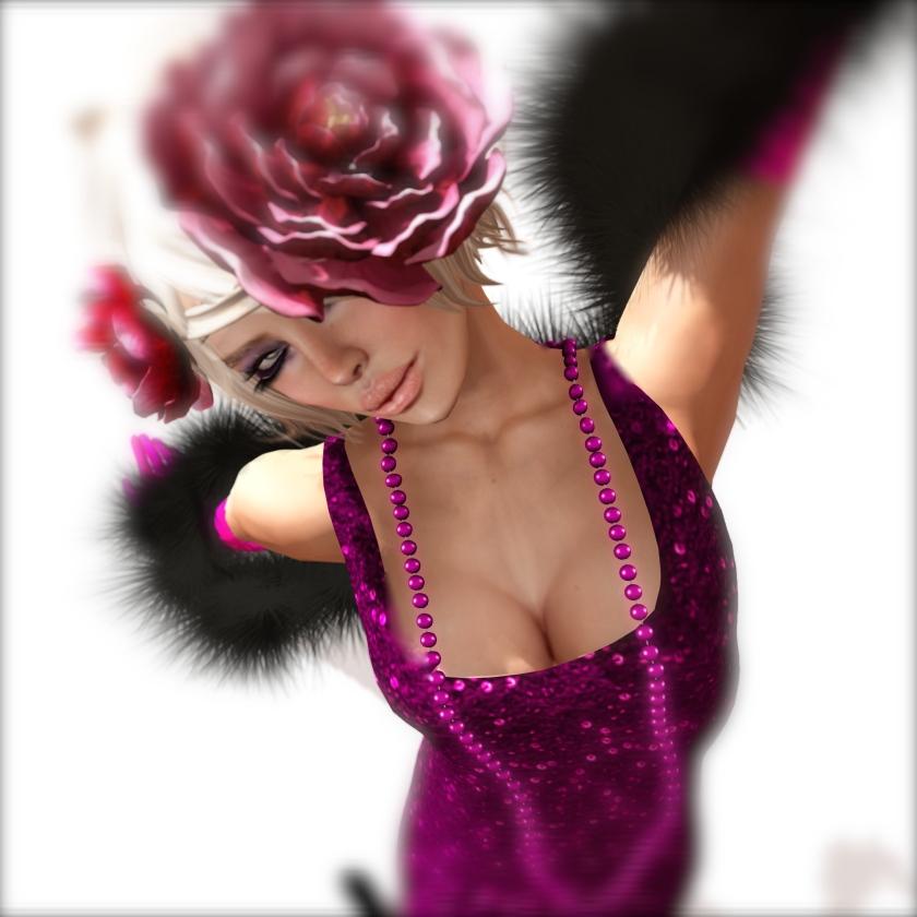 LC Designs Flapper Dress