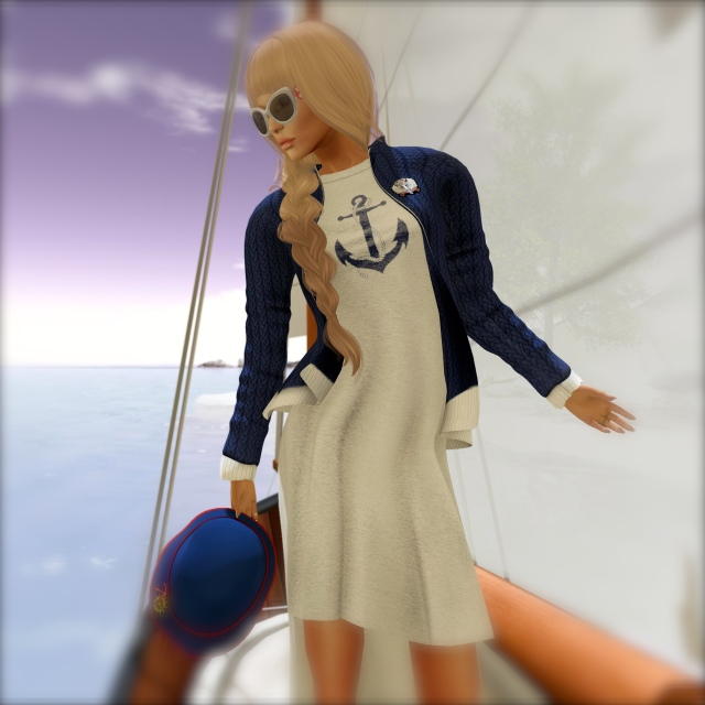 Gizza´s Yachting Dress