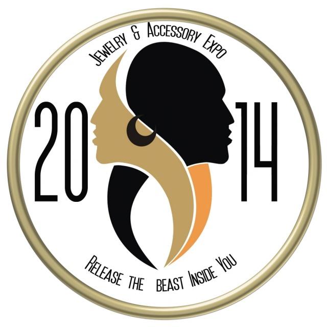 J&A Expo 2014 Logo Black
