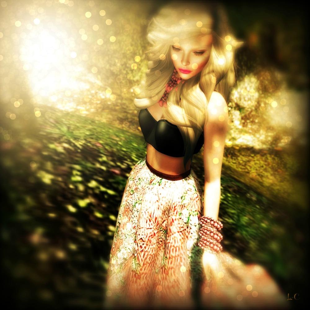 Long Story Skirt