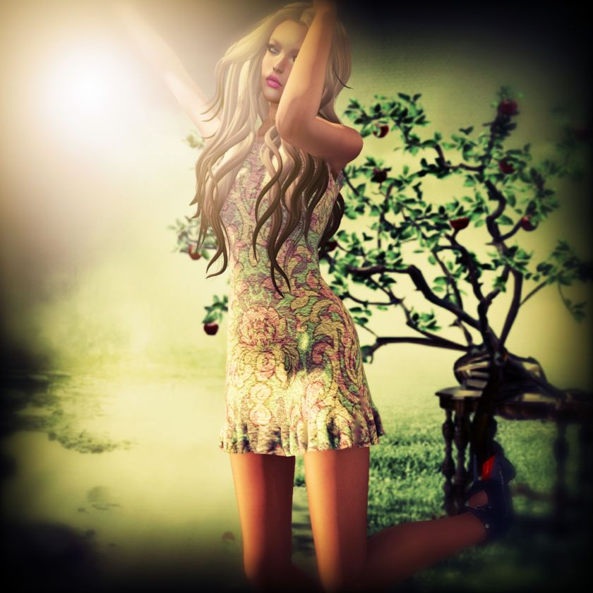 The Short Flirty Dress