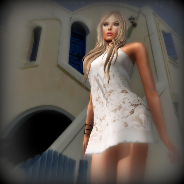 Liz Bow Dress V3 II