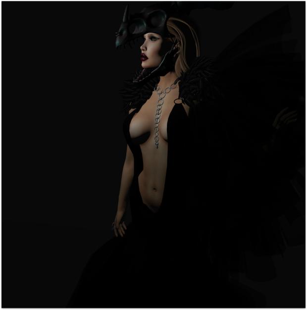 VM Dark Dress