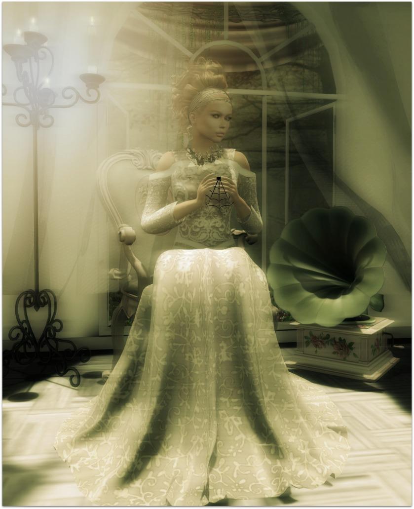 VM Avant Garde Gown